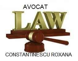 Cabinet  avocat CONSTANTINESCU  ROXANA MIHAELA