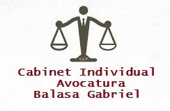 Cabinet Individual  Avocatura Balasa Gabriel